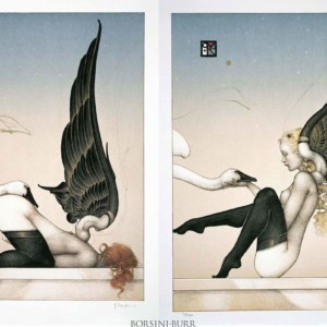 Almost Fallen Angels I and II