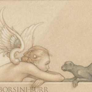 """""""See No Evil"""" Fine Art Edition on Paper by Michael Parkes"""