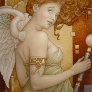 Cheeky Angel