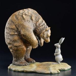 """""""The Exchange"""" Bronze Sculpture by Robert Bissell"""