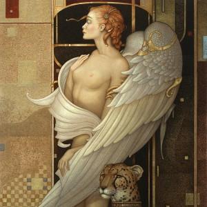 Gold Angel