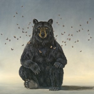 """""""Hero II"""" Fine Art Edition on Paper by Robert Bissell"""