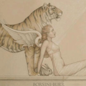 """""""Hope"""" Fine Art Edition on Paper by Michael Parkes"""