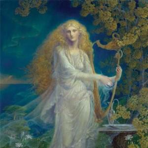 Queen of the Golden Wood