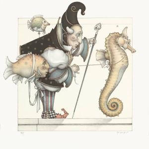 Collector - The Seahorse Collector