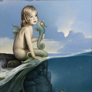 Baby Mermaid