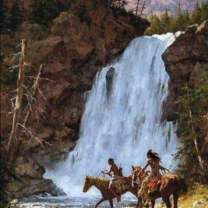 Crossing Below the Falls–1996
