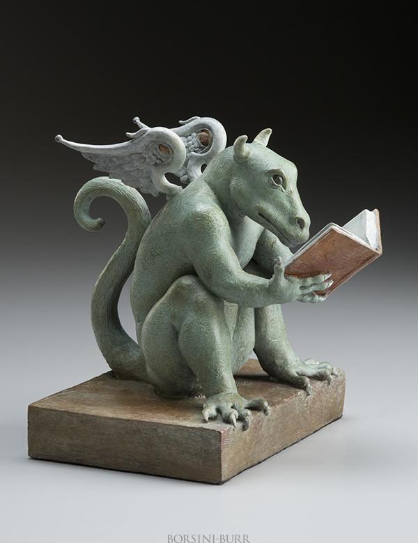 """Dragon - """"REX Libris"""""""