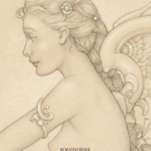 """""""Day Dreaming"""" Fine Art Edition on Paper by Michael Parkes"""