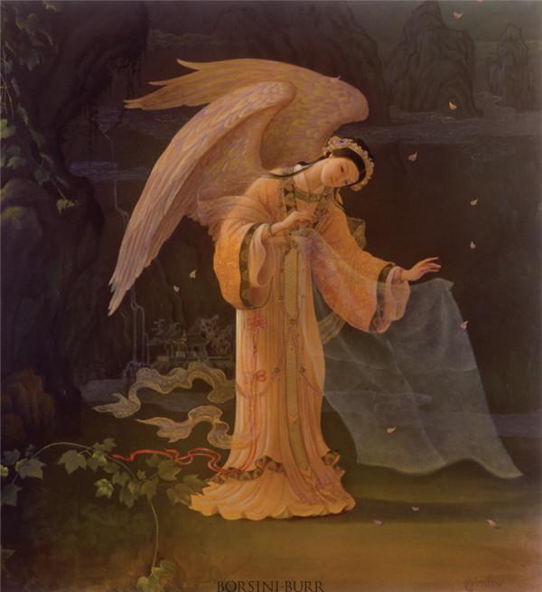 Chinese Angel