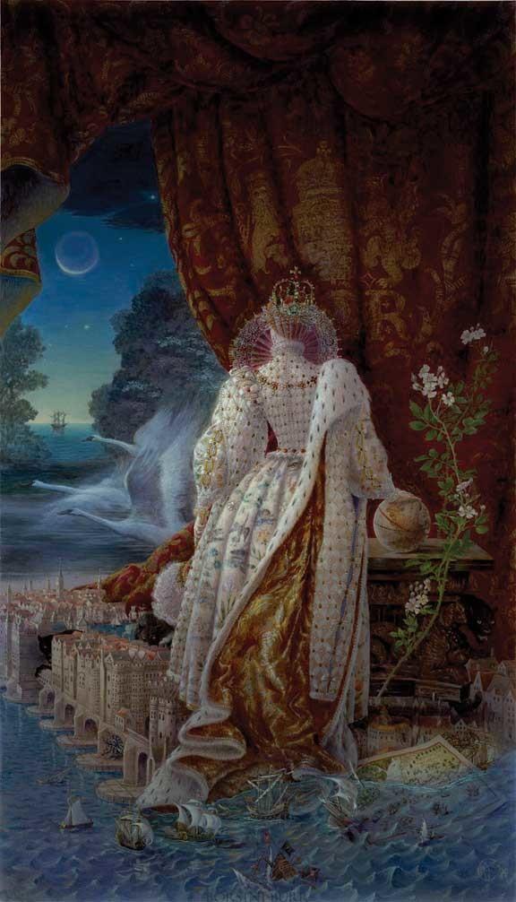 Elizabeth of the New World