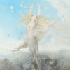 """""""Return of Persephone"""" Original Drawing by Kinuko Y. Craft"""
