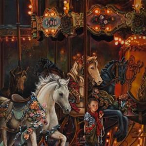 """Dream Catcher"" Fine Art Edition on Canvas by Lori Preusch"