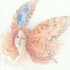 """Psyche II"" Original Drawing by Kinuko Y. Craft"