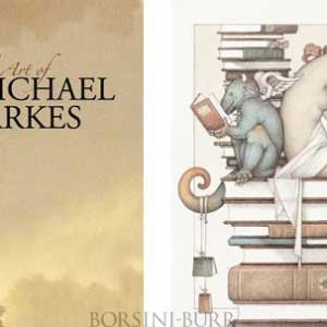Ex Libris Edition -The Art of Michael Parks