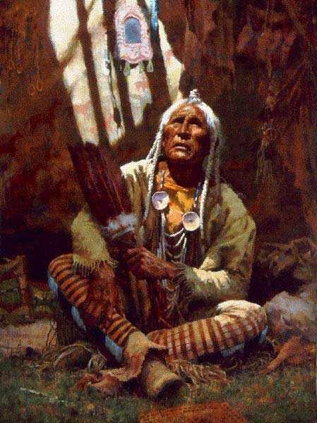 Holyman of the Blackfoot–1997