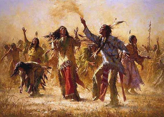 Hope Springs Eternal - Ghost Dance–1988