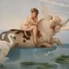 """Europa"" Original Oil on Canvas by Michael Parkes"