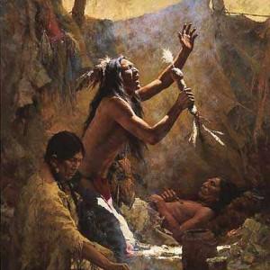 Medicine Man of the Cheyenne