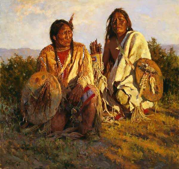 Medicine Shield of the Blackfoot–2006