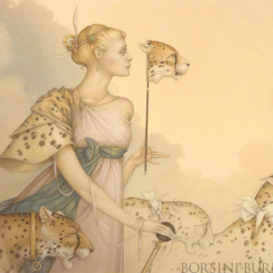 Five Cheetahs