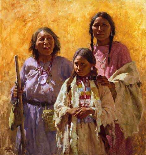 Three Generations–2004
