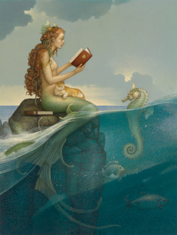 The Mermaid's Secret
