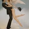 """Angel Affair"" Original Oil on Canvas by Michael Parkes"