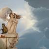 """Summer Storm"" Original Oil on Canvas by Michael Parkes"