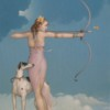 """""""Butterfly Effect"""" Original Oil on Canvas by Michael Parkes"""