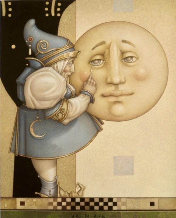 """Moon Minders """"Full Moon"""""""