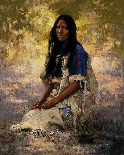 Woman of the Sioux–1984